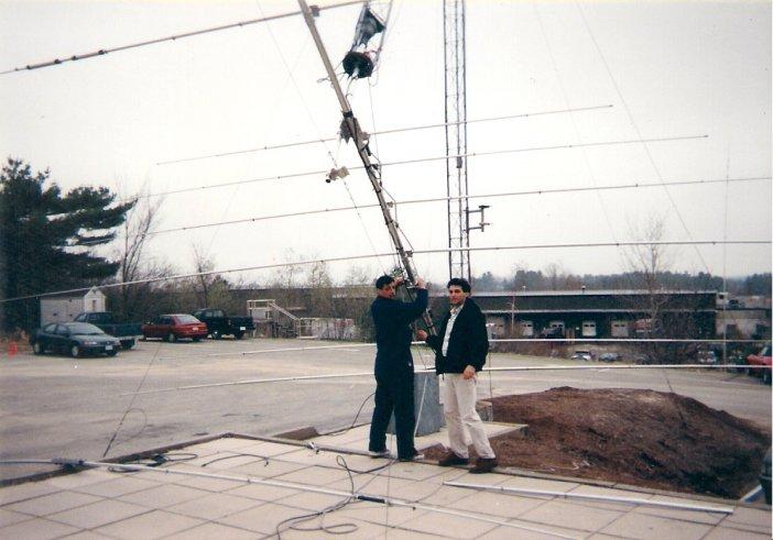 X9 antenna
